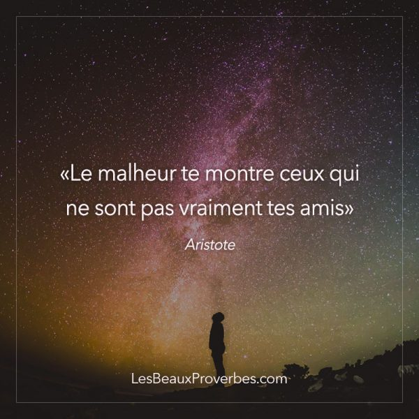 photo image mots citation proverbe poésie malheur