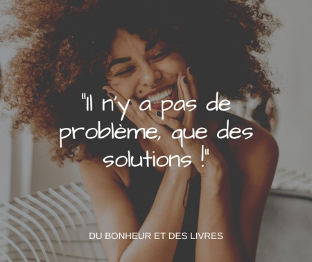 photo image mots citation proverbe problème vie quote solution